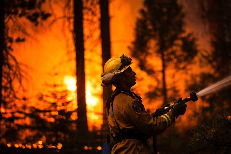 ไฟไหม้ต้องเตรียมตัวยังไง