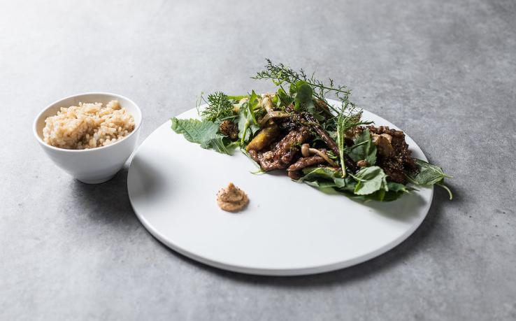 อาหารมังสวิรัติเดลิเวอรี่กรุงเทพฯ